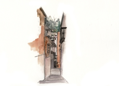 Street albaicin 001