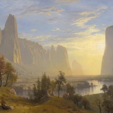 Bierstadt_Albert_-_Yosemite_Valley