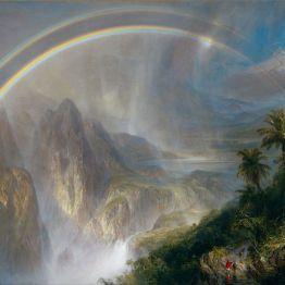 Frederic_Edwin_Church_-_Rainy_Season_in_the_Tropics_-_Google_Art_Project