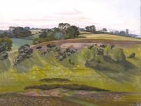 A Suffolk Landscape circa 1936-7 John Nash 1893-1977 Presented by the Trustees of the Chantrey Bequest 1939 http://www.tate.org.uk/art/work/N05331