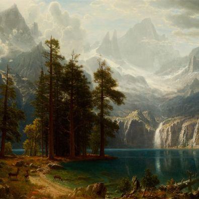 Sierra_Nevada_Albert_Bierstadt_circa_1871
