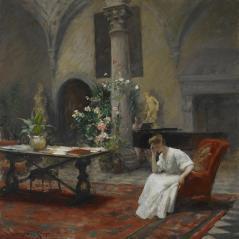 William_Merritt_Chase_-_The_Song,_1907