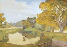 Nash, John Northcote; Upper Water; Leeds Museums and Galleries; http://www.artuk.org/artworks/upper-water-37666