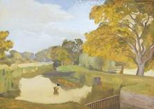 Nash, John Northcote; Upper Water; Leeds Museums and Galleries; http://www.artuk.org/artworks/upper-water-37666
